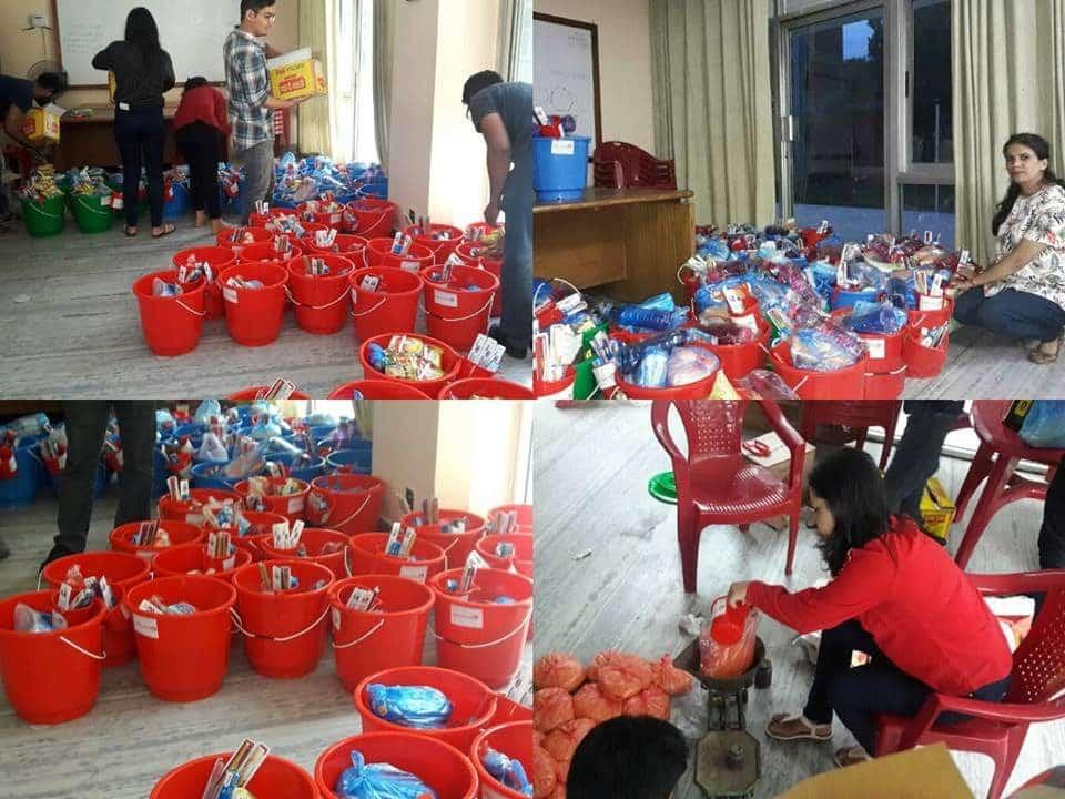 Flood Victims Relief Programs