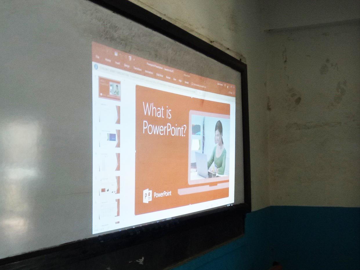 Microsoft Powerpoint GrowByData