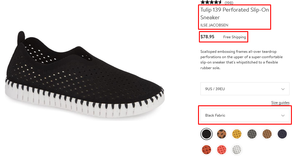 Image 1 - Why products with many variants creates Competitive Price Intelligence errors?