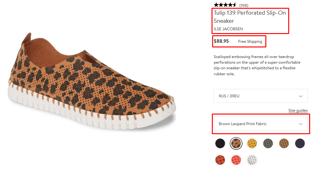 Image 2 - Why products with many variants creates Competitive Price Intelligence errors?