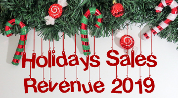 holiday sales online-growbydata