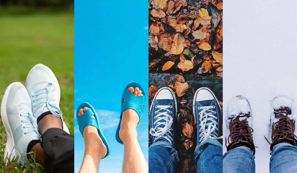 Seasonal Trend and Pattern Analysis of Online Shoe Shopping. GrowByData