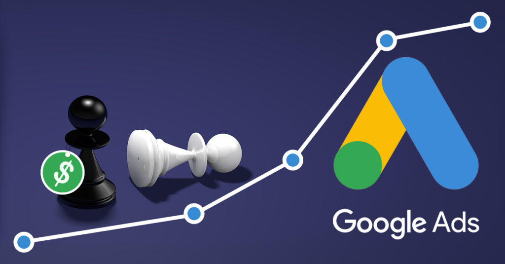 Competitive Price On Google Ads-Growbydata