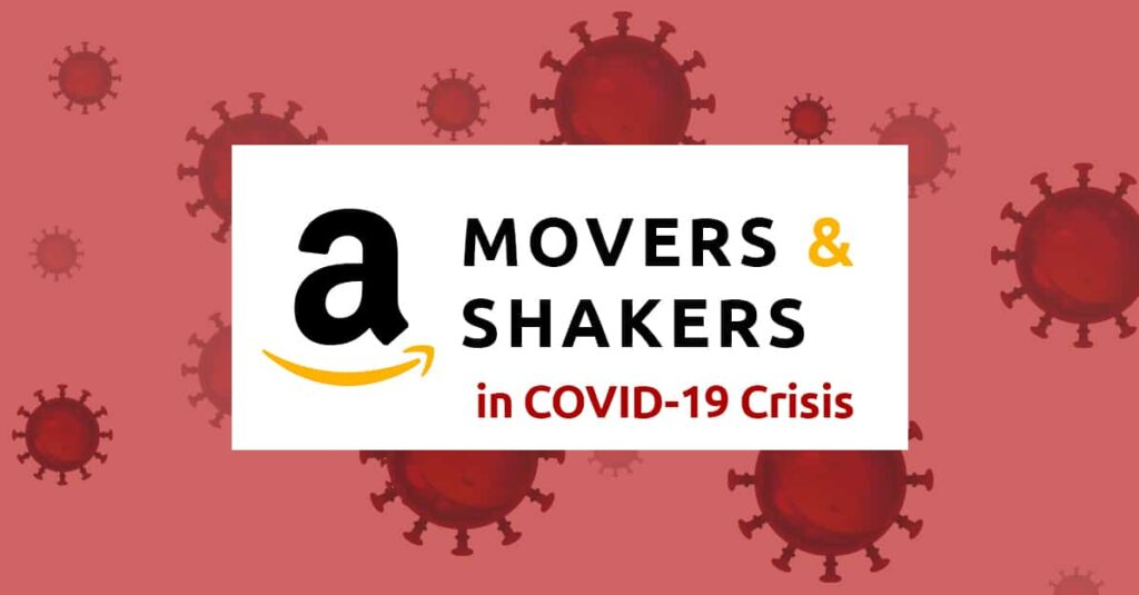 Amazon Movers & Shakers in COVID-19 Crisis - GrowByData